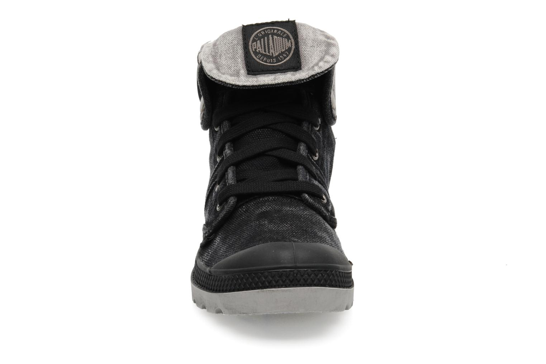Baskets Palladium Us Baggy F Noir vue portées chaussures