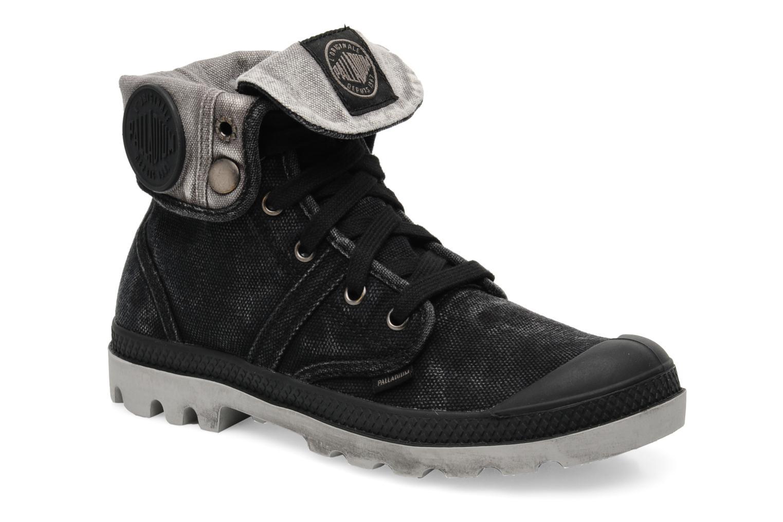 Palladium Us Baggy F (Noir) - Baskets en Más cómodo Nouvelles chaussures pour hommes et femmes, remise limitée dans le temps