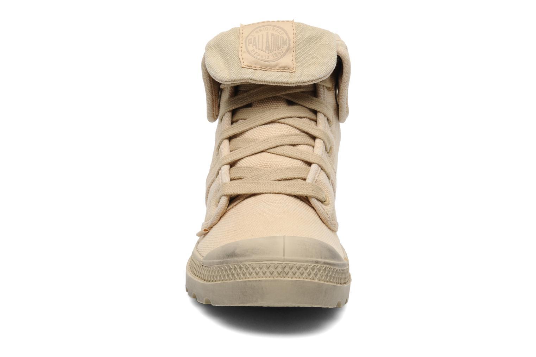 Sneaker Palladium Us Baggy F beige schuhe getragen
