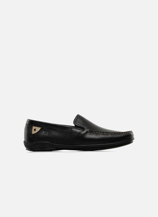 Loafers Fluchos Baltico 7149 Black back view