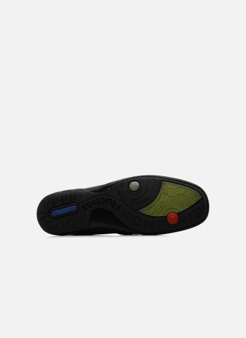 Loafers Fluchos Baltico 7149 Svart bild från ovan