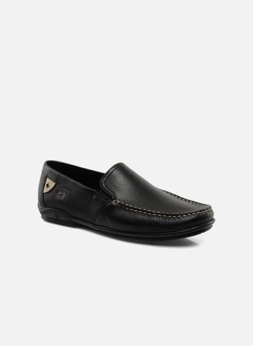 Loafers Fluchos Baltico 7149 Black detailed view/ Pair view