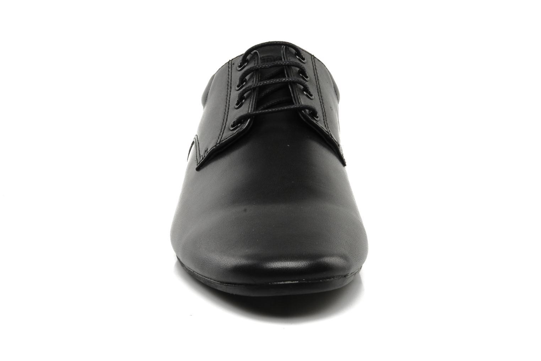 Lace-up shoes Schmoove Fidji New Derby Lucas Leather Black model view