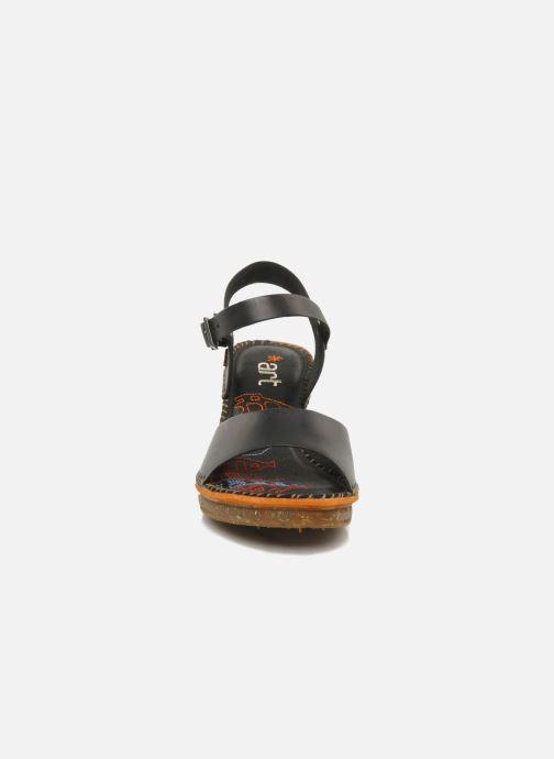 Sandalen Art Amsterdam 325 schwarz schuhe getragen
