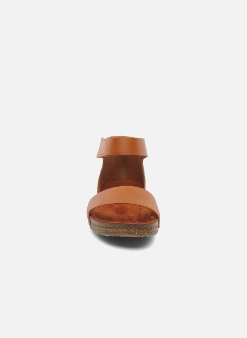 Sandals Art Creta 440 Brown model view