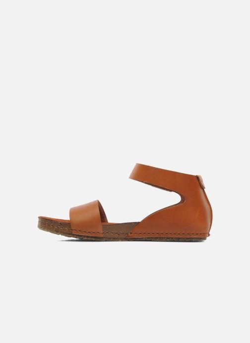 Sandalen Art Creta 440 braun ansicht von vorne