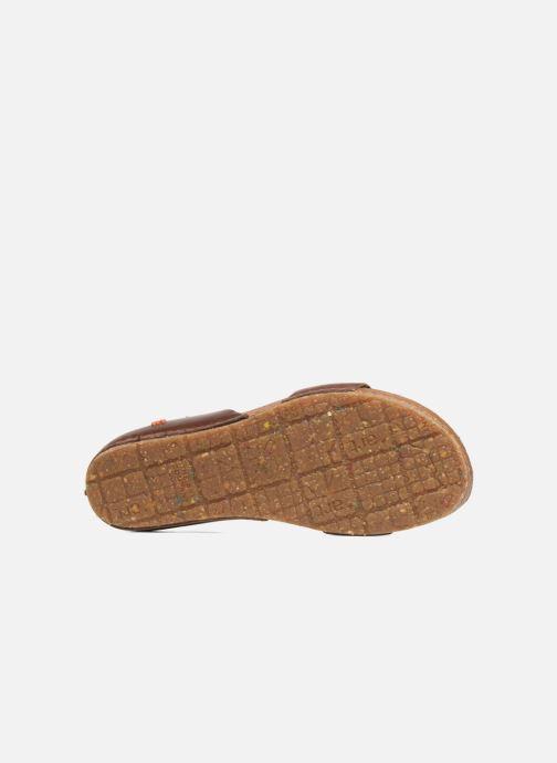 Sandali e scarpe aperte Art Creta 440 Marrone immagine dall'alto