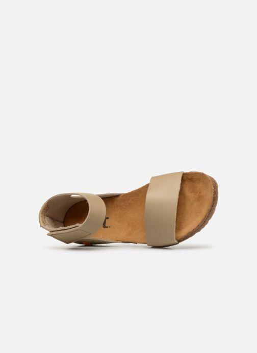 Sandalen Art Creta 440 Beige links