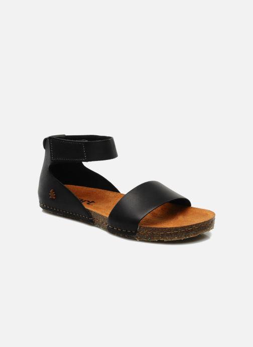 Sandaler Art Creta 440 Sort detaljeret billede af skoene
