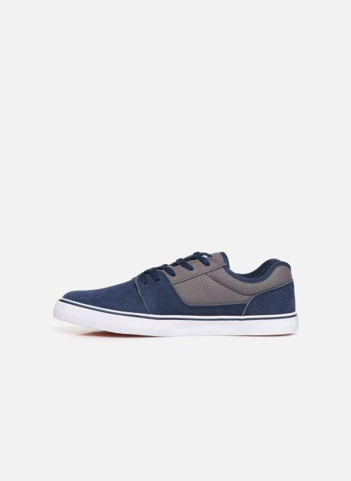 Zapatillas de deporte DC Shoes Tonik Azul vista de frente