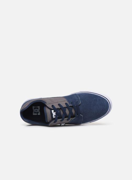 Zapatillas de deporte DC Shoes Tonik Azul vista lateral izquierda