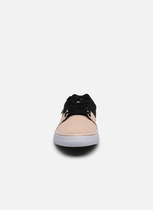 Zapatillas de deporte DC Shoes Tonik Beige vista del modelo