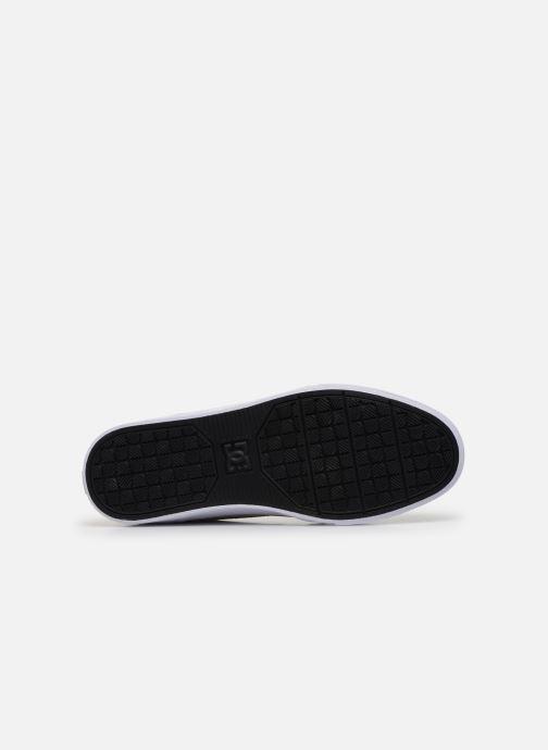 Zapatillas de deporte DC Shoes Tonik Beige vista de arriba
