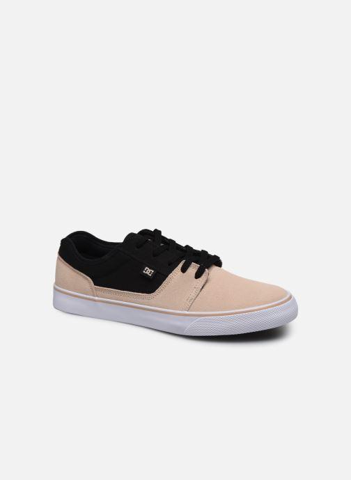 Zapatillas de deporte DC Shoes Tonik Beige vista de detalle / par