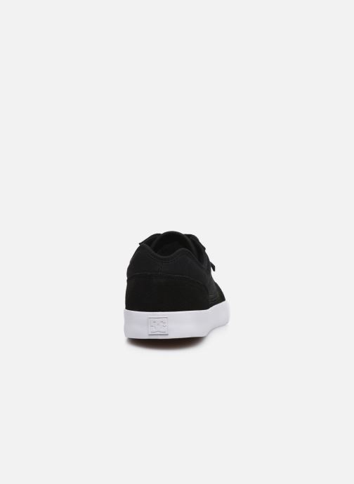 Sport shoes DC Shoes Tonik Black view from the right