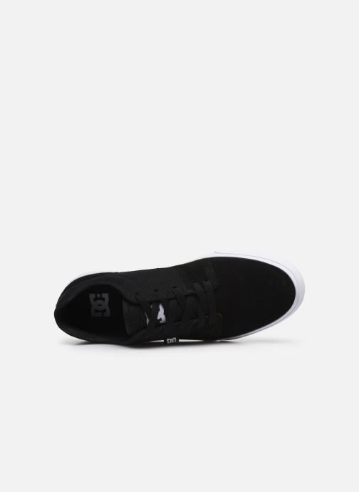 Sport shoes DC Shoes Tonik Black view from the left