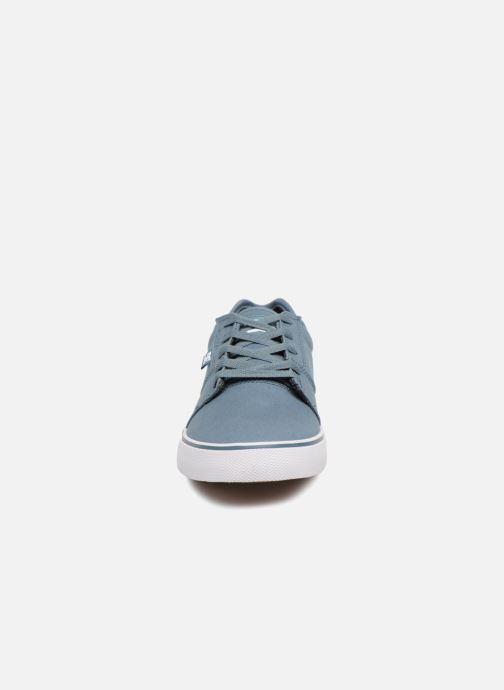 Deportivas DC Shoes Tonik TX Azul vista del modelo