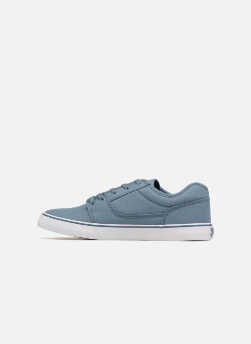 Baskets DC Shoes Tonik TX Bleu vue face
