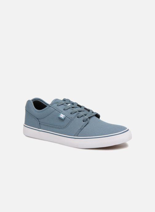 Deportivas DC Shoes Tonik TX Azul vista de detalle / par