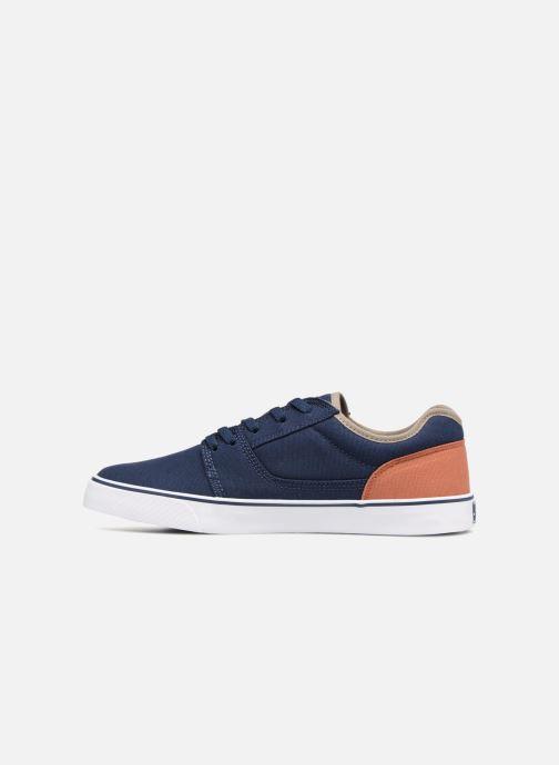 Sneaker DC Shoes Tonik TX blau ansicht von vorne