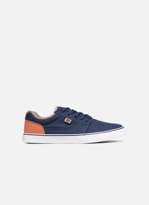 Sneaker DC Shoes Tonik TX blau ansicht von hinten