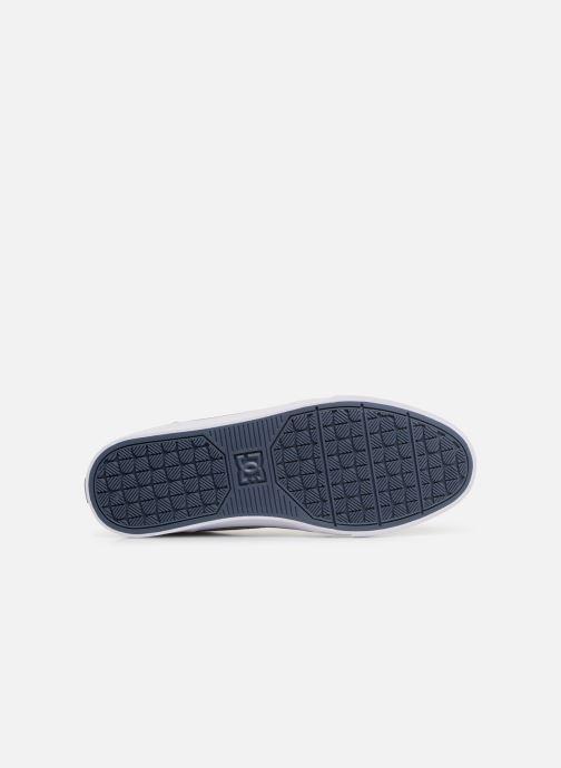 Deportivas DC Shoes Tonik TX Beige vista de arriba