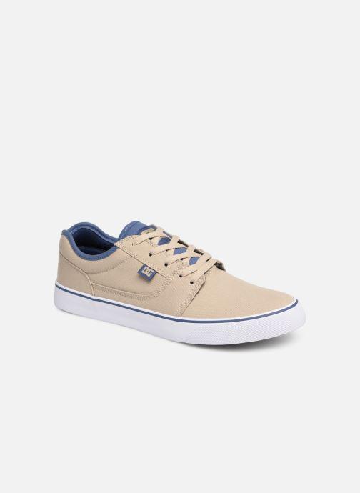Deportivas DC Shoes Tonik TX Beige vista de detalle / par