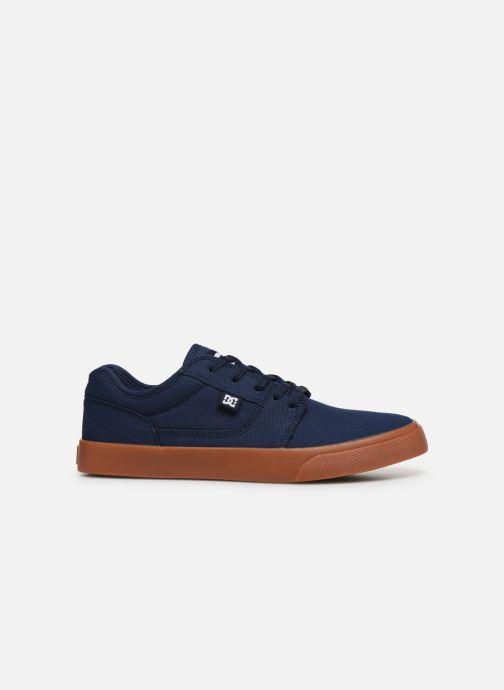 Deportivas DC Shoes Tonik TX Negro vistra trasera