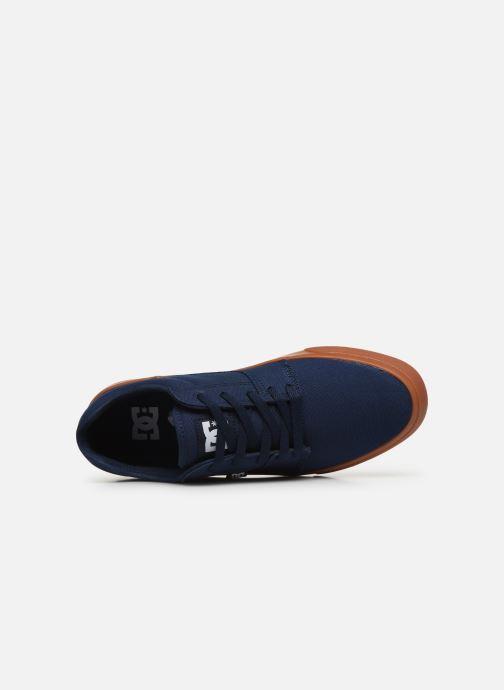 Deportivas DC Shoes Tonik TX Negro vista lateral izquierda