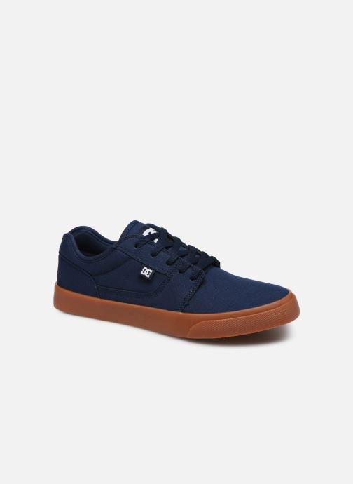 Deportivas DC Shoes Tonik TX Negro vista de detalle / par