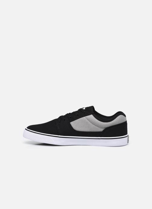 Sneaker DC Shoes Tonik TX schwarz ansicht von vorne