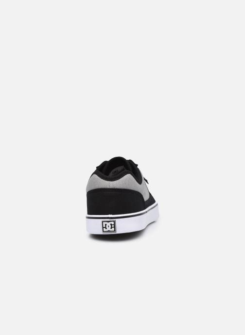 Sneaker DC Shoes Tonik TX schwarz ansicht von rechts