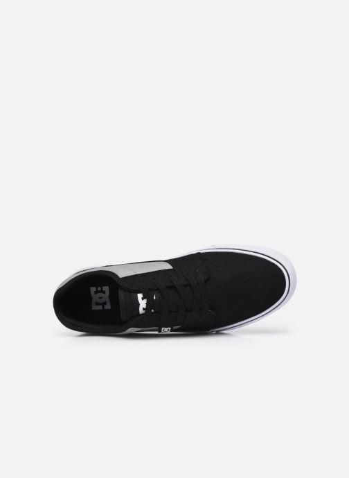 Sneaker DC Shoes Tonik TX schwarz ansicht von links