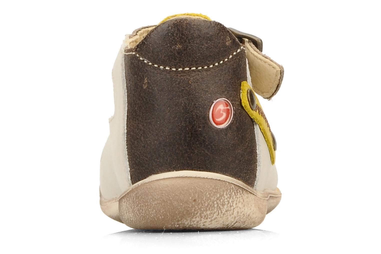 Bottines et boots GBB Babyboy 157 Beige vue droite