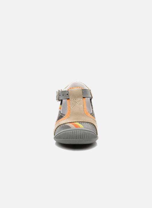 Bottines et boots GBB Babyboy 151 Gris vue portées chaussures