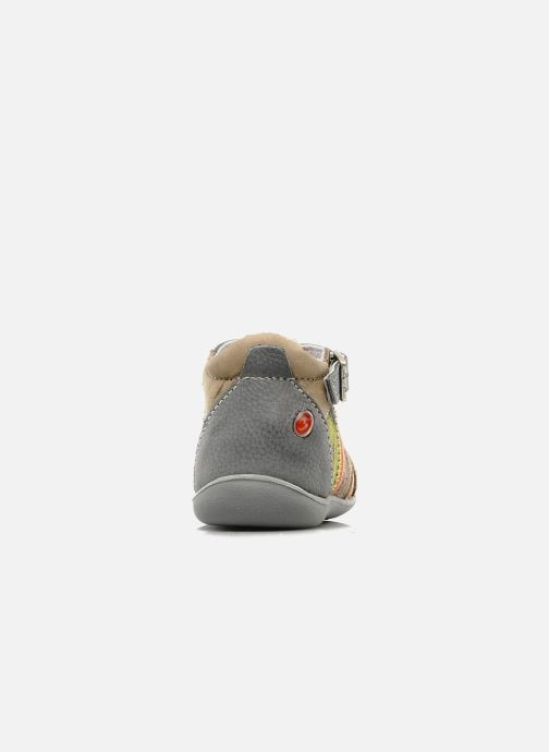 Ankle boots GBB Babyboy 151 Grey view from the right