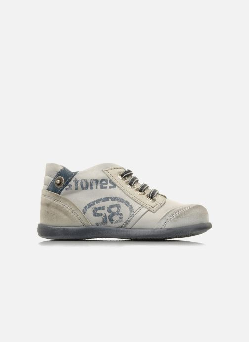 Trainers Stones and Bones Sul Grey back view