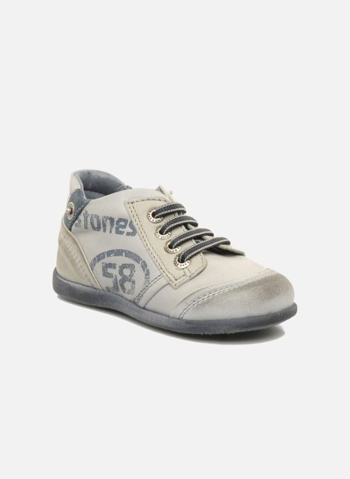 Trainers Stones and Bones Sul Grey detailed view/ Pair view