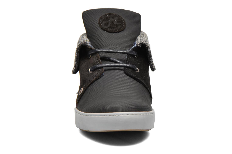 Chaussures à lacets Mascaret Panisse Noir vue portées chaussures