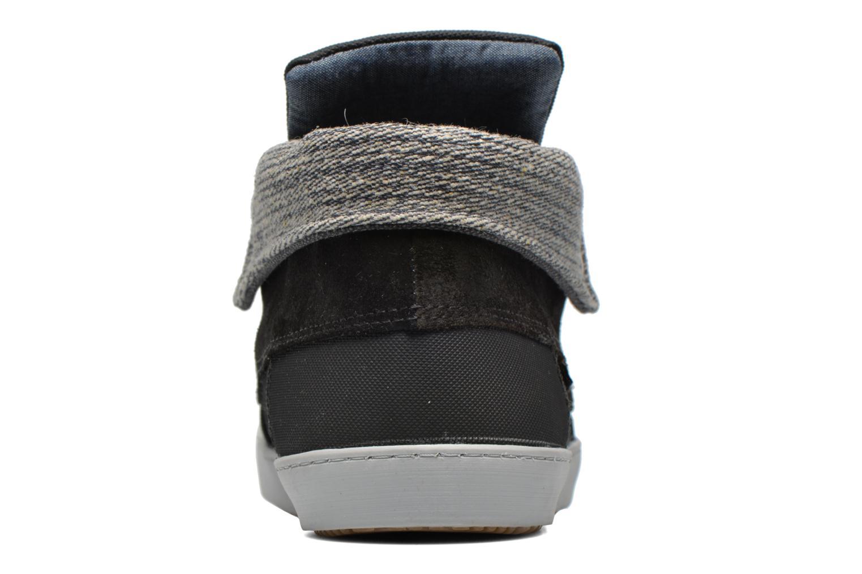Chaussures à lacets Mascaret Panisse Noir vue droite