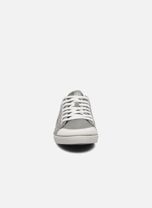 Sneaker TBS Violay grau schuhe getragen