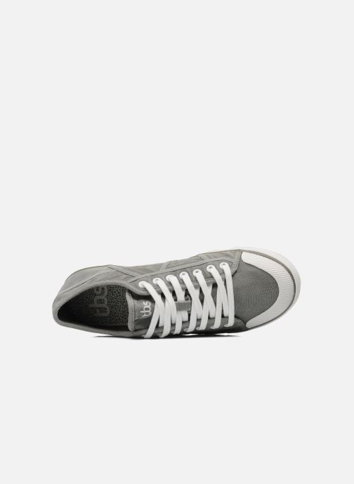 Sneakers TBS Violay Grigio immagine sinistra