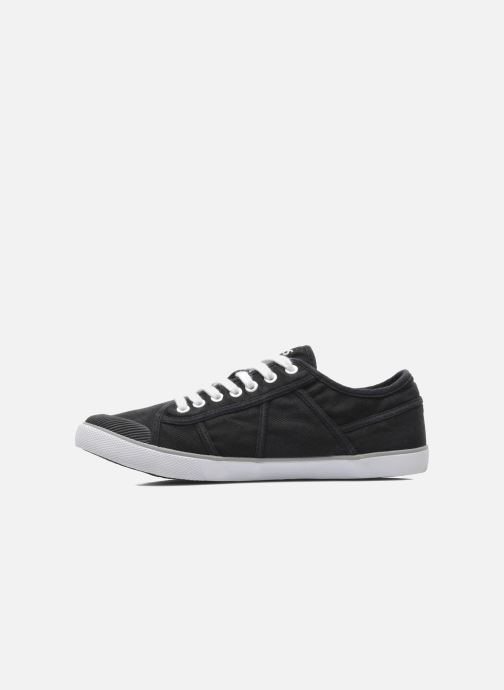 Sneakers TBS Violay Nero immagine frontale