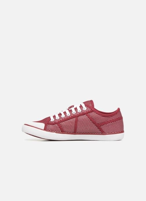 Baskets TBS Violay Rouge vue face