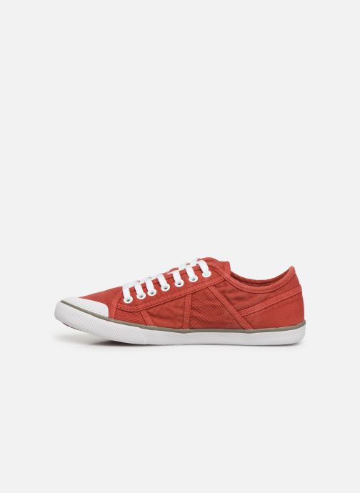 Sneakers TBS Violay Rosso immagine frontale