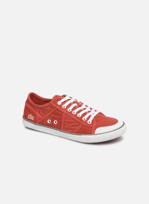 Sneakers TBS Violay Rød detaljeret billede af skoene