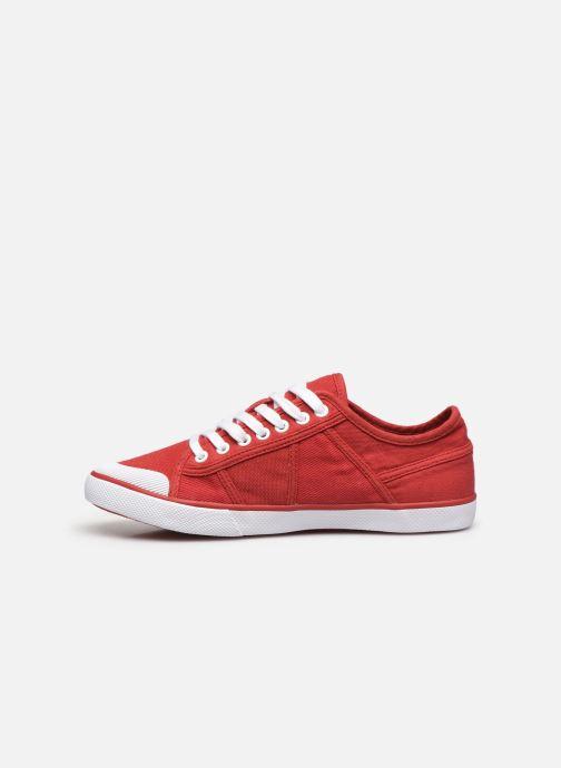 Sneaker TBS Violay rot ansicht von vorne