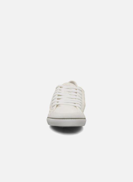 Baskets TBS Violay Blanc vue portées chaussures