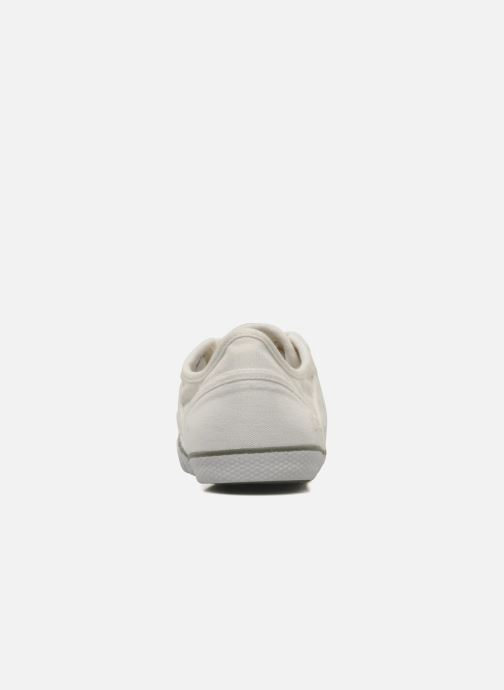 Sneakers TBS Violay Bianco immagine destra