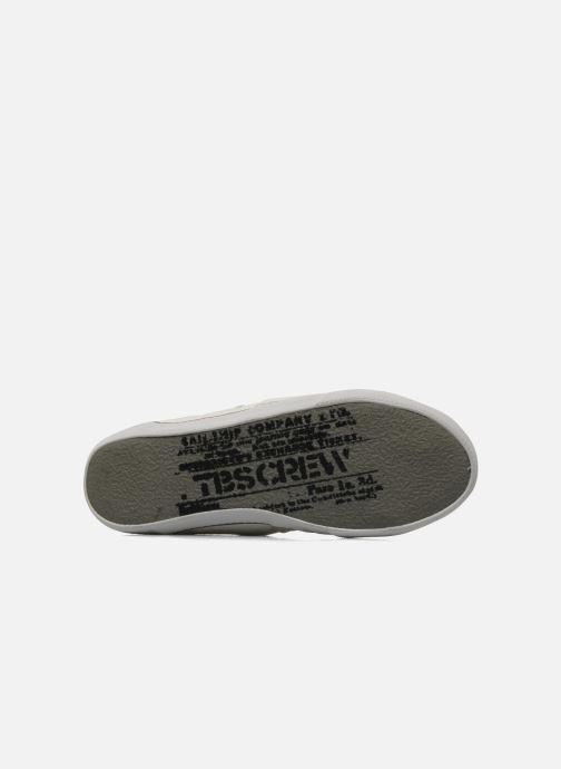 Sneaker TBS Violay weiß ansicht von oben